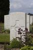 Headstone of Private Cyril Abbott (51630). Nine Elms British Cemetery, Poperinge, West-Vlaanderen, Belgium. New Zealand War Graves Trust (BEDA9539). CC BY-NC-ND 4.0.