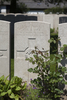 Headstone of Private Colin Buxton Black (3/2744). Lijssenthoek Military Cemetery, Poperinge, West-Vlaanderen, Belgium. New Zealand War Graves Trust (BECL0074). CC BY-NC-ND 4.0.