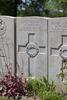 Headstone of Rifleman Albert Bolton (38115). Lijssenthoek Military Cemetery, Poperinge, West-Vlaanderen, Belgium. New Zealand War Graves Trust (BECL9788). CC BY-NC-ND 4.0.