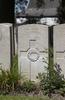 Headstone of Private Wallis John Burrow (56221). Lijssenthoek Military Cemetery, Poperinge, West-Vlaanderen, Belgium. New Zealand War Graves Trust (BECL9975). CC BY-NC-ND 4.0.