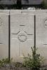 Headstone of Private Julian Anthony Christophers (45998). Lijssenthoek Military Cemetery, Poperinge, West-Vlaanderen, Belgium. New Zealand War Graves Trust (BECL9831). CC BY-NC-ND 4.0.