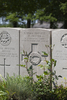 Headstone of Private Alexander Fraser (3/3044). Lijssenthoek Military Cemetery, Poperinge, West-Vlaanderen, Belgium. New Zealand War Graves Trust (BECL9768). CC BY-NC-ND 4.0.