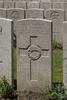 Headstone of Private Thomas Jardine (39822). Lijssenthoek Military Cemetery, Poperinge, West-Vlaanderen, Belgium. New Zealand War Graves Trust (BECL9745). CC BY-NC-ND 4.0.