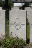 Headstone of Driver Albert William Kennedy (24/814). Lijssenthoek Military Cemetery, Poperinge, West-Vlaanderen, Belgium. New Zealand War Graves Trust (BECL9971). CC BY-NC-ND 4.0.