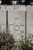 Headstone of Rifleman Oswald James Smith (45260). Lijssenthoek Military Cemetery, Poperinge, West-Vlaanderen, Belgium. New Zealand War Graves Trust (BECL9921). CC BY-NC-ND 4.0.