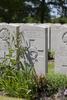 Headstone of Rifleman Roland Tilzey (38238). Lijssenthoek Military Cemetery, Poperinge, West-Vlaanderen, Belgium. New Zealand War Graves Trust (BECL9775). CC BY-NC-ND 4.0.