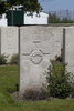 Headstone of Lieutenant Selwyn Gorton Woods (12337). Lijssenthoek Military Cemetery, Poperinge, West-Vlaanderen, Belgium. New Zealand War Graves Trust (BECL9836). CC BY-NC-ND 4.0.