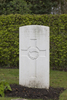 Headstone of Private Thomas Edwin Ballinger (29351). Strand Military Cemetery, Comines-Warneton, Hainaut, Belgium. New Zealand War Graves Trust (BEEB7231). CC BY-NC-ND 4.0.