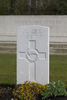 Headstone of Private David McDowell (16224). Strand Military Cemetery, Comines-Warneton, Hainaut, Belgium. New Zealand War Graves Trust (BEEB7257). CC BY-NC-ND 4.0.