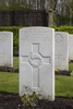 Headstone of Rifleman Alexander Owens (29586). Strand Military Cemetery, Comines-Warneton, Hainaut, Belgium. New Zealand War Graves Trust (BEEB7209). CC BY-NC-ND 4.0.