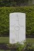 Headstone of Sergeant Charles Savage (16/888). Strand Military Cemetery, Comines-Warneton, Hainaut, Belgium. New Zealand War Graves Trust (BEEB7240). CC BY-NC-ND 4.0.