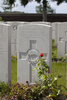 Headstone of Bombardier Alfred George Lovell Bliss (11/1410). Mendinghem Military Cemetery, Poperinge, West-Vlaanderen, Belgium. New Zealand War Graves Trust (BECQ1153). CC BY-NC-ND 4.0.