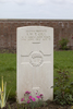 Headstone of Private Angelo William Thomas Gill (30795). La Plus Douve Farm Cemetery, Comines-Warneton, Hainaut, Belgium, Belgium. New Zealand War Graves Trust (BECF0427). CC BY-NC-ND 4.0.