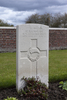 Headstone of Private Harold Arthur Canham (26790). Mud Corner Cemetery, Comines-Warneton, Hainaut, Belgium. New Zealand War Graves Trust (BECX7778). CC BY-NC-ND 4.0.