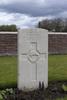Headstone of Private Wladimir Gorcun (30798). Mud Corner Cemetery, Comines-Warneton, Hainaut, Belgium. New Zealand War Graves Trust (BECX7779). CC BY-NC-ND 4.0.
