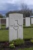 Headstone of Lance Corporal George Fisher Stephenson (12/1511). Mud Corner Cemetery, Comines-Warneton, Hainaut, Belgium. New Zealand War Graves Trust (BECX7742). CC BY-NC-ND 4.0.