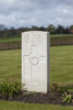 Headstone of Lance Sergeant Vivian Claude Kavanagh (24/203). Prowse Point Military Cemetery, Commines-Warneton, Hainaut, Belgium. New Zealand War Graves Trust (BEDN7675). CC BY-NC-ND 4.0.