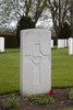 Headstone of Lance Corporal Edward Angel (16/583). Prowse Point Military Cemetery, Commines-Warneton, Hainaut, Belgium. New Zealand War Graves Trust (BEDP5838). CC BY-NC-ND 4.0.