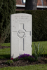 Headstone of Private Waata Taukamo (19753). Prowse Point Military Cemetery, Commines-Warneton, Hainaut, Belgium. New Zealand War Graves Trust (BEDP5817). CC BY-NC-ND 4.0.