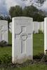 Headstone of Second Lieutenant Frederick Howard (1/384). Wulverghem-Lindenhoek Road Military Cemetery, Heuvelland, West-Vlaanderen, Belgium. New Zealand War Graves Trust (BEEW8576). CC BY-NC-ND 4.0.