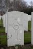 Headstone of Private Magnus Jamieson (49408). Hooge Crater Cemetery, Ieper, West-Vlaanderen, Belgium. New Zealand War Graves Trust (BEBS6748). CC BY-NC-ND 4.0.