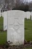 Headstone of Rifleman Percy William Zillwood (41926). Hooge Crater Cemetery, Ieper, West-Vlaanderen, Belgium. New Zealand War Graves Trust (BEBS6738). CC BY-NC-ND 4.0.