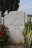 Headstone of Corporal James Powter Allen (20943). Tyne Cot Cemetery, Zonnebeke, West-Vlaanderen, Belgium. New Zealand War Graves Trust (BEEG1783). CC BY-NC-ND 4.0.