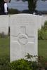 Headstone of Lance Corporal William George Allington (10288). Tyne Cot Cemetery, Zonnebeke, West-Vlaanderen, Belgium. New Zealand War Graves Trust (BEEG2282). CC BY-NC-ND 4.0.