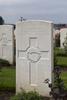 Headstone of Private Arthur John Bowden (3/1675). Tyne Cot Cemetery, Zonnebeke, West-Vlaanderen, Belgium. New Zealand War Graves Trust (BEEG1929). CC BY-NC-ND 4.0.