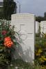 Headstone of Private Ralph Semple Darrach (31610). Tyne Cot Cemetery, Zonnebeke, West-Vlaanderen, Belgium. New Zealand War Graves Trust (BEEG1858). CC BY-NC-ND 4.0.
