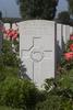 Headstone of Second Lieutenant Harry Oswald Furlong Marsden (24387). Tyne Cot Cemetery, Zonnebeke, West-Vlaanderen, Belgium. New Zealand War Graves Trust (BEEG1703). CC BY-NC-ND 4.0.