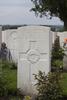 Headstone of Private Drew McLennan (29807). Tyne Cot Cemetery, Zonnebeke, West-Vlaanderen, Belgium. New Zealand War Graves Trust (BEEG1944). CC BY-NC-ND 4.0.