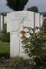 Headstone of Private Herbert George Walker (22381). Tyne Cot Cemetery, Zonnebeke, West-Vlaanderen, Belgium. New Zealand War Graves Trust (BEEG1894). CC BY-NC-ND 4.0.