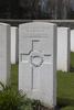 Headstone of Company Quartermaster Sergeant Robert Arnott (11193). Polygon Wood Cemetery, Zonnebeke, West-Vlaanderen, Belgium. New Zealand War Graves Trust (BEDK6539). CC BY-NC-ND 4.0.
