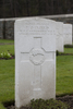 Headstone of Private Frank Oscar Clough (46954). Polygon Wood Cemetery, Zonnebeke, West-Vlaanderen, Belgium. New Zealand War Graves Trust (BEDK6528). CC BY-NC-ND 4.0.