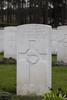 Headstone of Private Lewis Henry Windleborn (40267). Polygon Wood Cemetery, Zonnebeke, West-Vlaanderen, Belgium. New Zealand War Graves Trust (BEDK6594). CC BY-NC-ND 4.0.