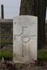 Headstone of Private Daniel Lambert Addis (16520). Messines Ridge British Cemetery, Mesen, West-Vlaanderen, Belgium. New Zealand War Graves Trust (BECT5895). CC BY-NC-ND 4.0.