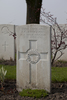 Headstone of Lance Corporal Arthur Charles Bridgeman (25/82). Messines Ridge British Cemetery, Mesen, West-Vlaanderen, Belgium. New Zealand War Graves Trust (BECT5963). CC BY-NC-ND 4.0.