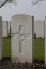 Headstone of Rifleman Victor Claude Carthy (26556). Messines Ridge British Cemetery, Mesen, West-Vlaanderen, Belgium. New Zealand War Graves Trust (BECT5954). CC BY-NC-ND 4.0.