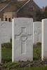 Headstone of Rifleman Alexander Stirling Cross (25819). Messines Ridge British Cemetery, Mesen, West-Vlaanderen, Belgium. New Zealand War Graves Trust (BECT5946). CC BY-NC-ND 4.0.