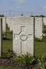 Headstone of Private Hector Malcolm McLeod (812681). Poelcapelle British Cemetery, Langemark-Poelkapelle, West-Vlaanderen, Belgium. New Zealand War Graves Trust (BEDJ8894). CC BY-NC-ND 4.0.