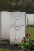 Headstone of Private Cecil Harry Graham (24007). Berks Cemetery Extension, Comines-Warneton, Hainaut, Belgium. New Zealand War Graves Trust (BEAK7154). CC BY-NC-ND 4.0.