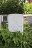 Headstone of Second Lieutenant Stanley Ernest Donne (33100). Poperinghe New Military Cemetery, Poperinge, West-Vlaanderen, Belgium. New Zealand War Graves Trust (BEDL0298). CC BY-NC-ND 4.0.