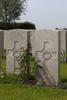 Headstone of Private Edwin Victor Cantell (40509). Brandhoek New Military Cemetery No 3, Vlamertinge, Ieper, West-Vlaanderen, Belgium. New Zealand War Graves Trust (BEAN0172). CC BY-NC-ND 4.0.
