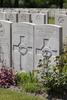 Headstone of Rifleman Albert Bolton (38115). Lijssenthoek Military Cemetery, Poperinge, West-Vlaanderen, Belgium. New Zealand War Graves Trust (BECL9789). CC BY-NC-ND 4.0.
