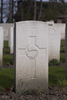 Headstone of Private William Duval (27248). Oxford Road Cemetery, Ieper, West-Vlaanderen, Belgium. New Zealand War Graves Trust (BEDE6154). CC BY-NC-ND 4.0.