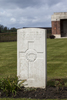 Headstone of Lance Sergeant Vivian Claude Kavanagh (24/203). Prowse Point Military Cemetery, Commines-Warneton, Hainaut, Belgium. New Zealand War Graves Trust (BEDN7676). CC BY-NC-ND 4.0.