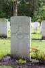 Headstone of Private Leslie George Arnold (6/1233). Ploegsteert Wood Military Cemetery, Comines-Warneton, Hainaut, Belgium. New Zealand War Graves Trust (BEDI1525). CC BY-NC-ND 4.0.