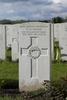Headstone of Second Lieutenant Frederick Howard (1/384). Wulverghem-Lindenhoek Road Military Cemetery, Heuvelland, West-Vlaanderen, Belgium. New Zealand War Graves Trust (BEEW8581). CC BY-NC-ND 4.0.