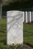 Headstone of Private William Coates Clarkson (57478). Hooge Crater Cemetery, Ieper, West-Vlaanderen, Belgium. New Zealand War Graves Trust (BEBS6825). CC BY-NC-ND 4.0.